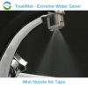mist water saving nozzles for tap
